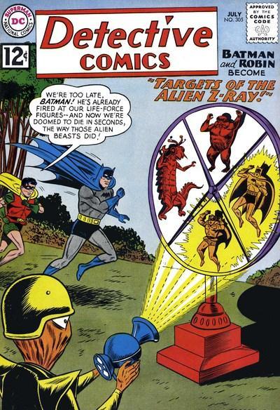 Detective Comics #305