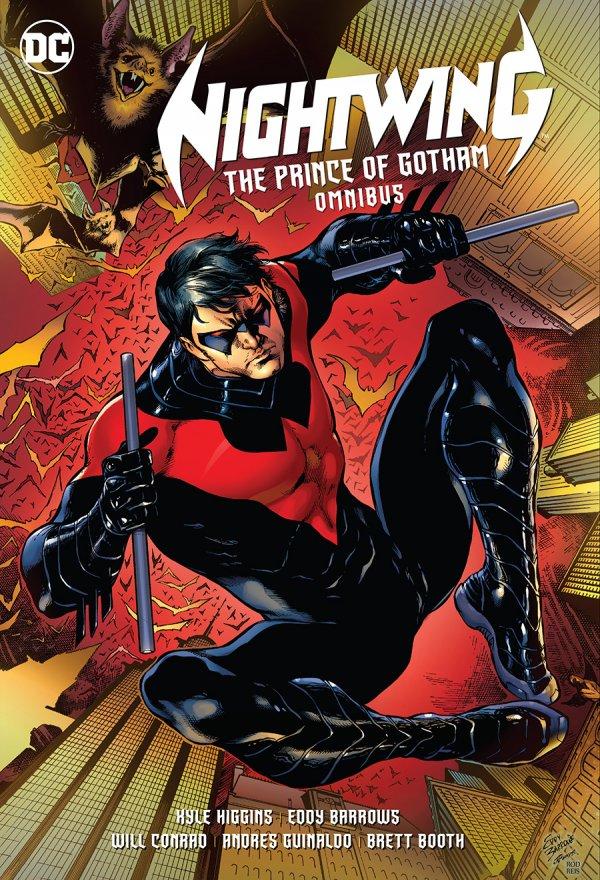 Nightwing: The Prince of Gotham Omnibus HC