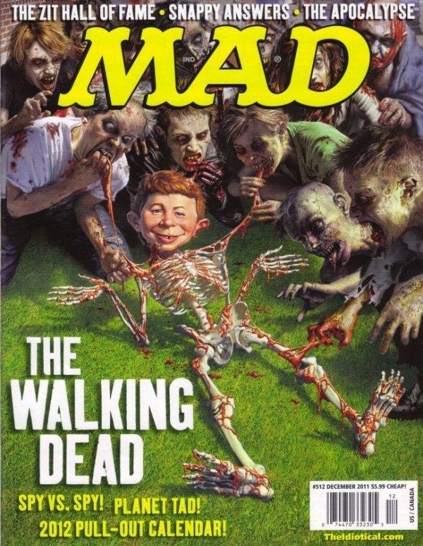Mad Magazine #512