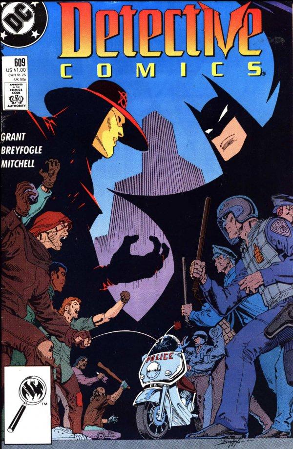 Detective Comics #609