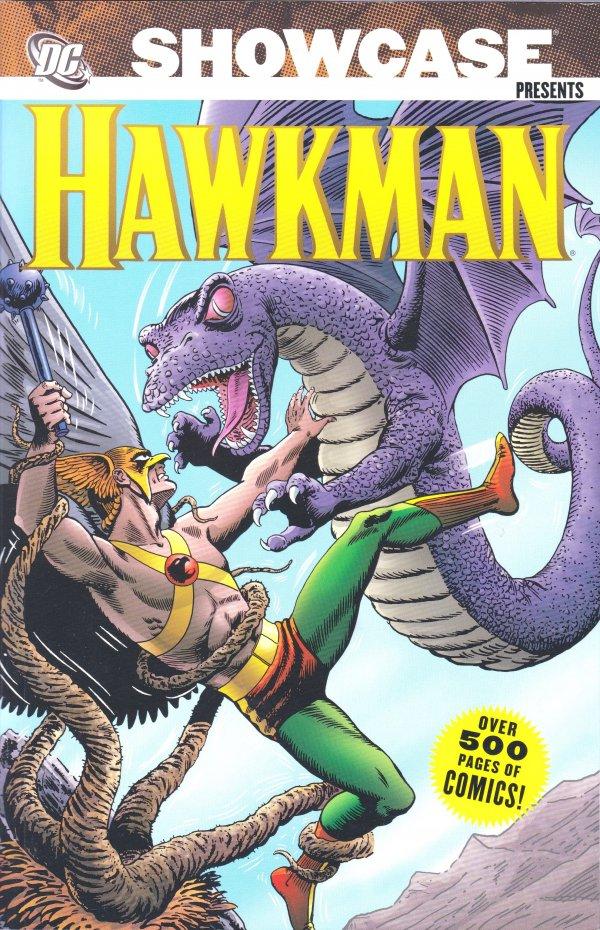 Showcase Presents: Hawkman Vol. 2 TP