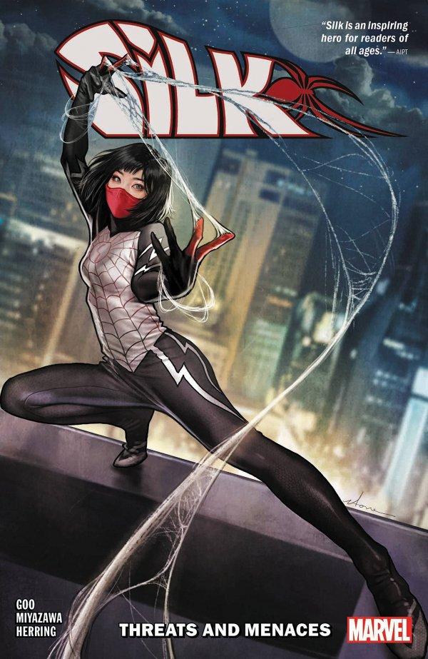 Silk Vol. 1: Threats and Menaces TP