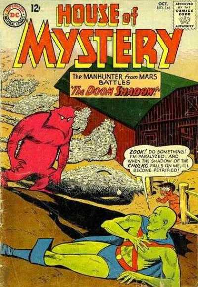 House of Mystery #146