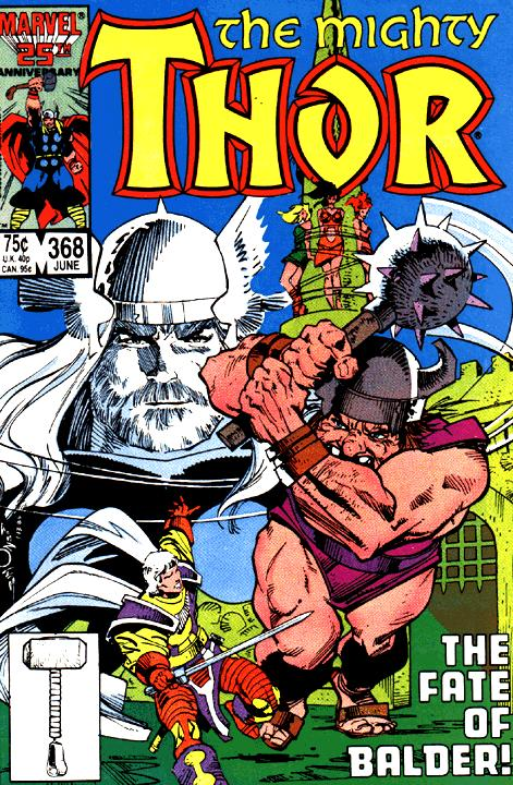 The Mighty Thor #368