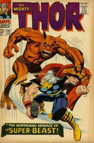 The Mighty Thor #135
