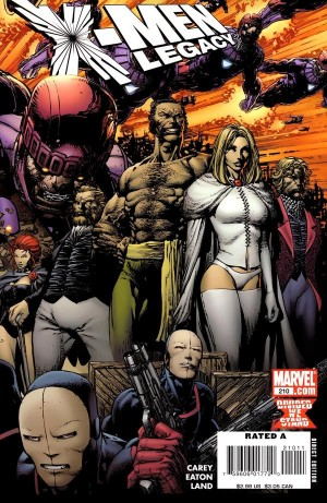X-Men: Legacy #210