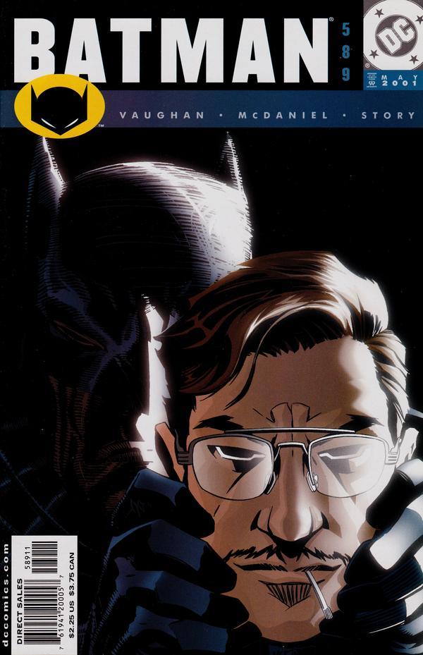 Batman #589