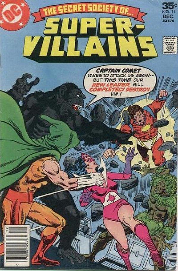 The Secret Society of Super-Villains #11