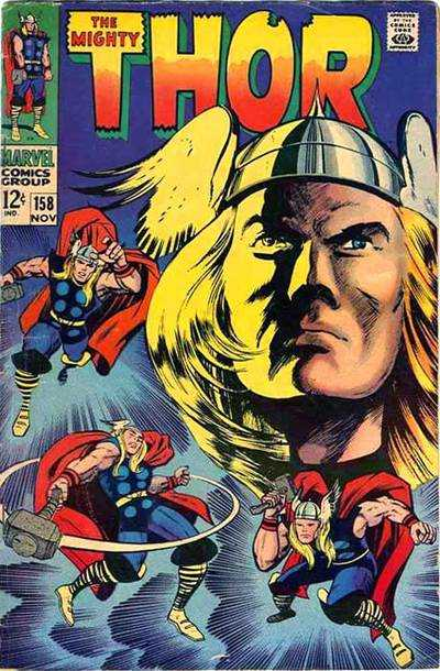 The Mighty Thor #158