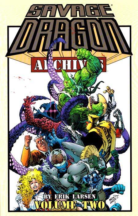 Savage Dragon Archives Vol. 2 TP