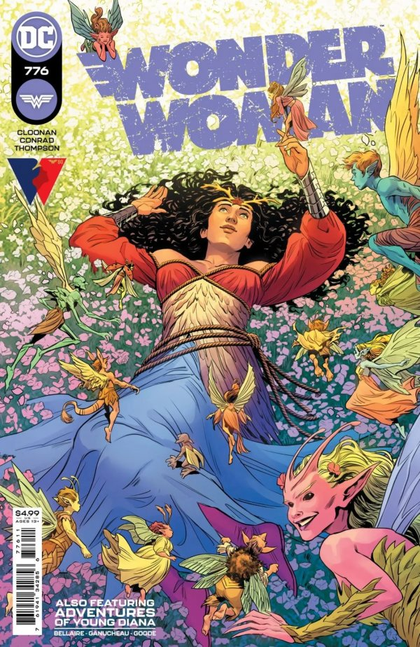 Wonder Woman #776