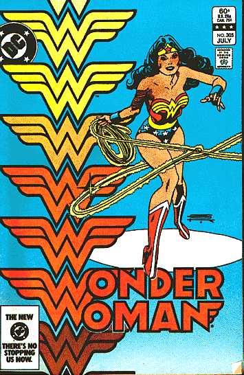 Wonder Woman #305