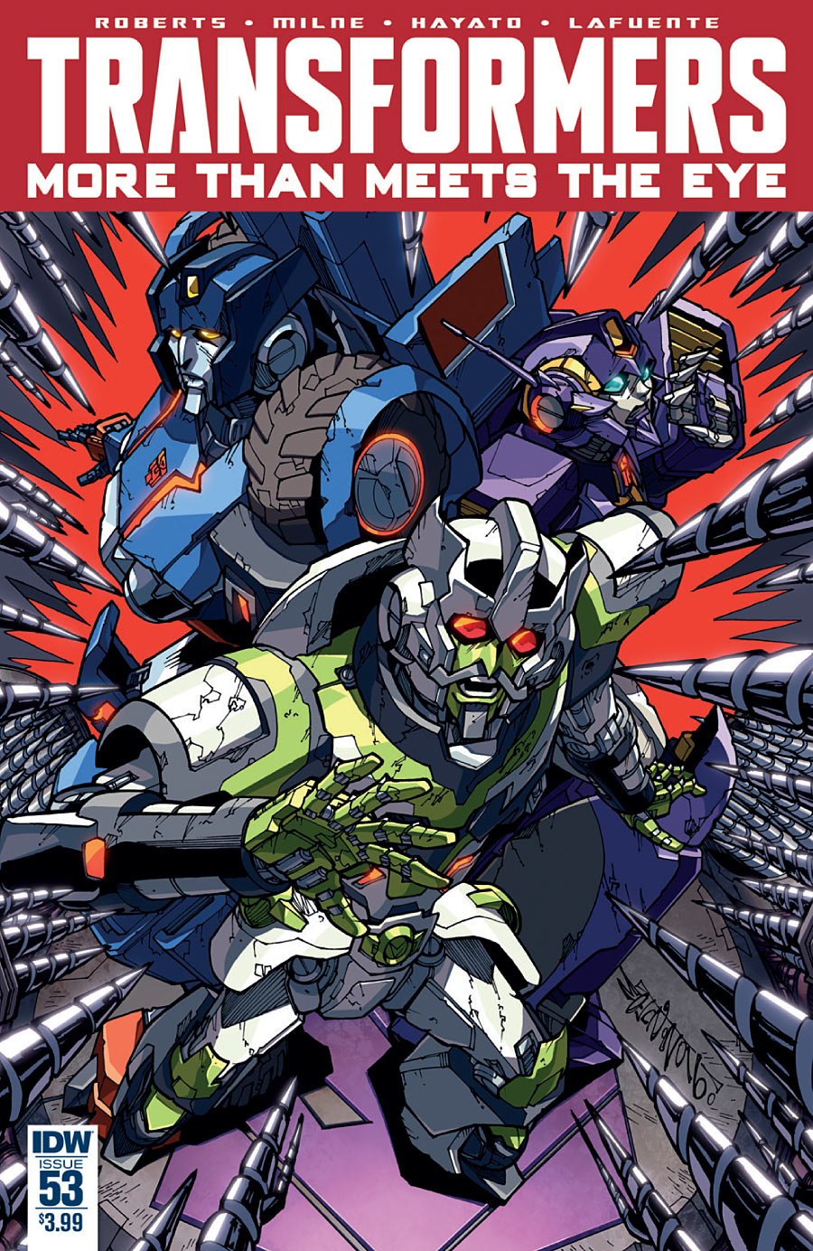 The Transformers: More than Meets the Eye #53