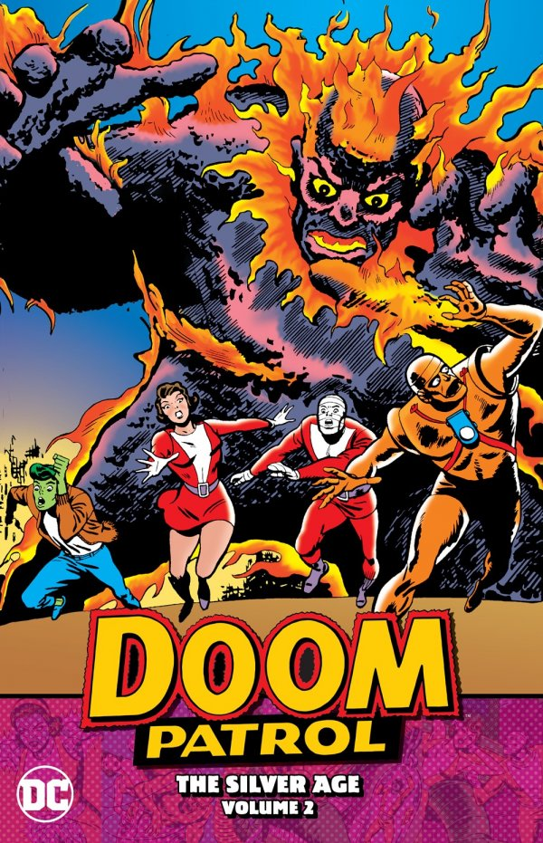 Doom Patrol: The Silver Age Vol. 2 TP