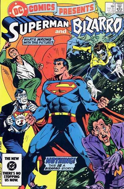 DC Comics Presents #71