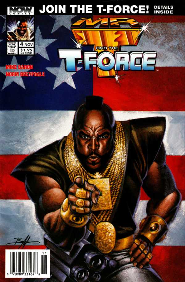 Mr. T and the T-Force #4