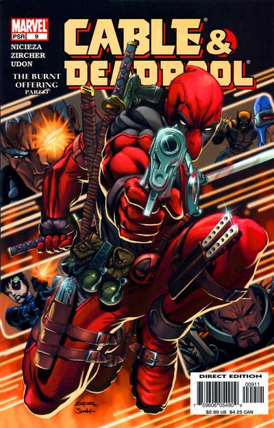Cable & Deadpool #9