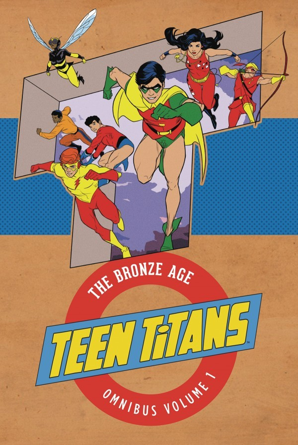 Teen Titans: The Bronze Age Omnibus HC