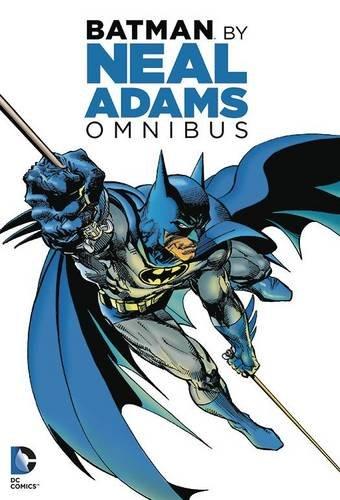 Batman Illustrated By Neal Adams Omnibus HC