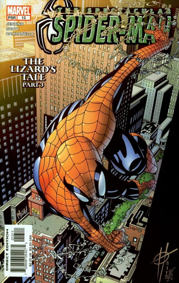 The Spectacular Spider-Man #13
