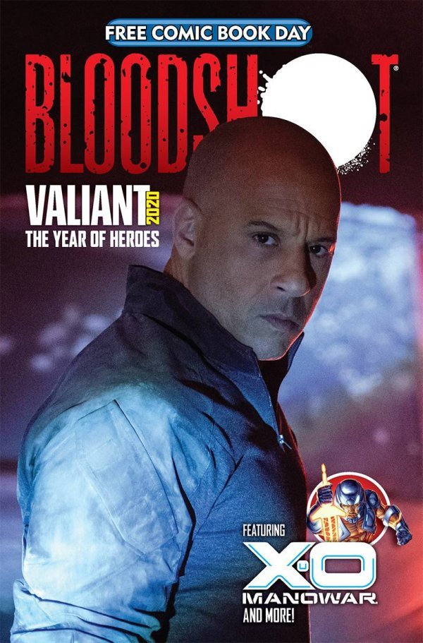 Free Comic Book Day 2020: Valiant: The Year of Heroes FCBD 2020 Special #nn