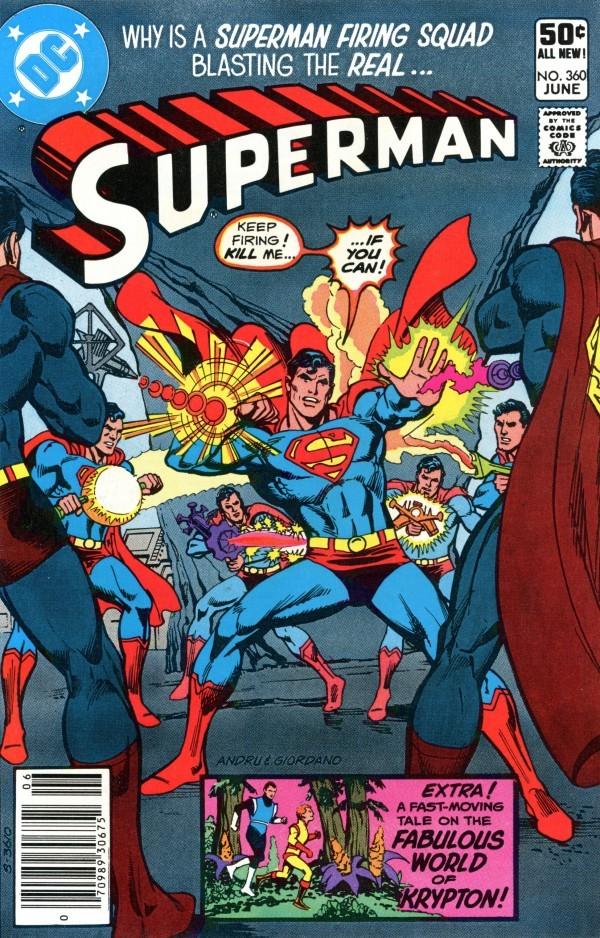 Superman #360