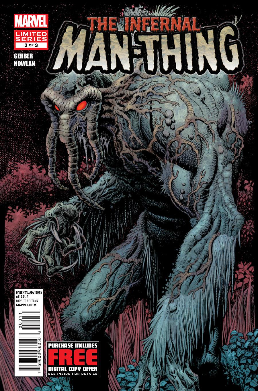 The Infernal Man-Thing #3