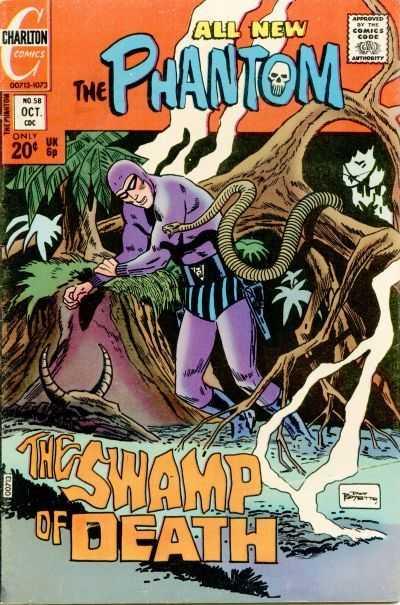 The Phantom #58