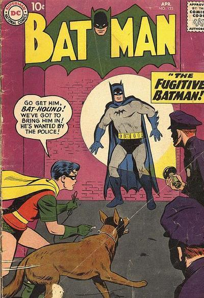 Batman #123