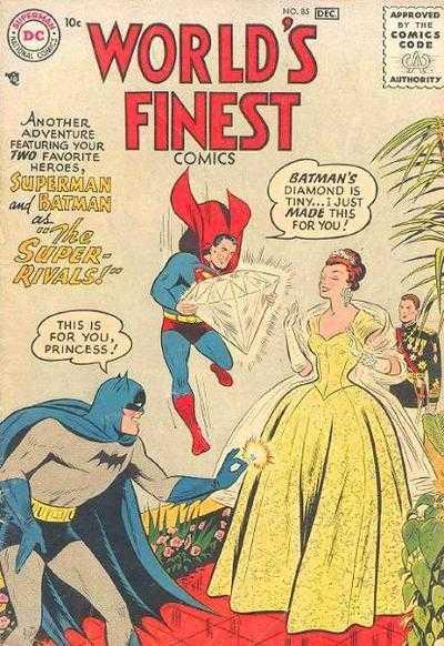 World's Finest Comics #85