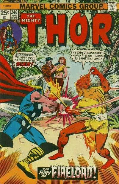 The Mighty Thor #246