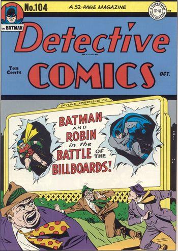 Detective Comics #104
