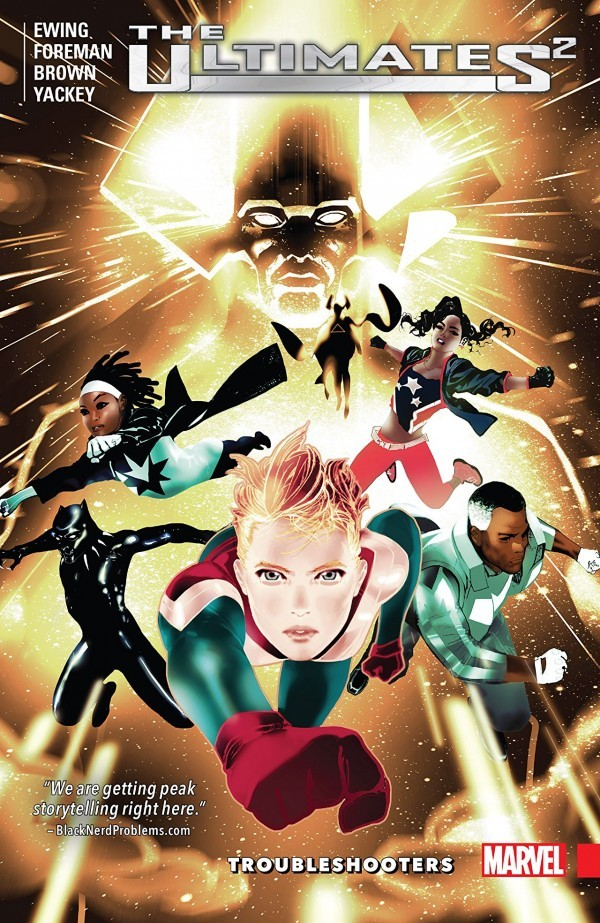 The Ultimates 2 Vol. 1: Troubleshooters TP