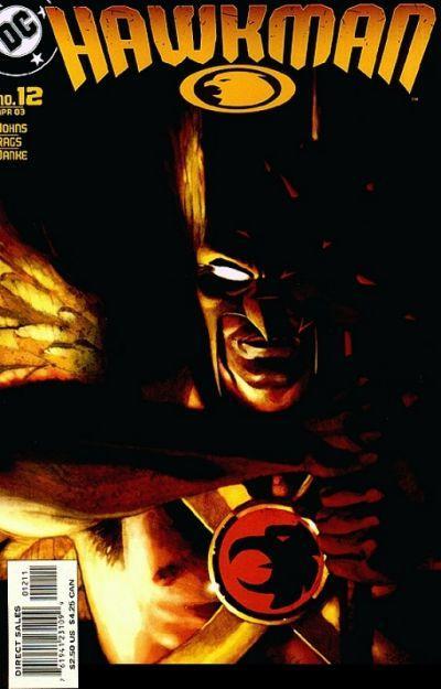 Hawkman #12