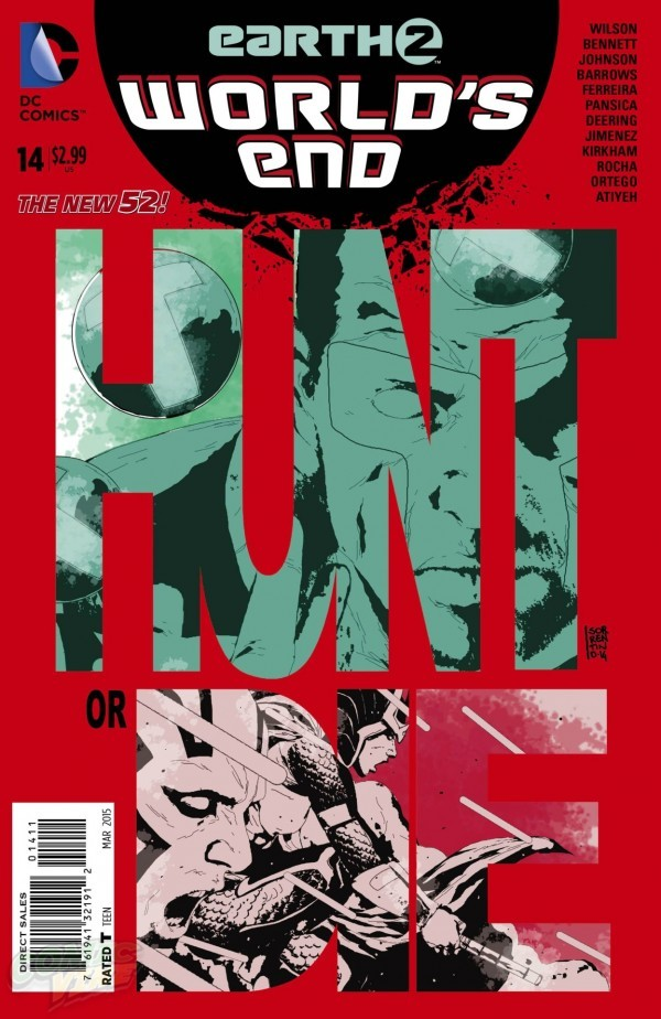 Earth 2: World's End #14