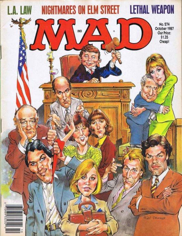Mad Magazine #274