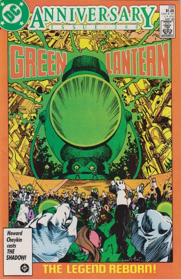 Green Lantern #200