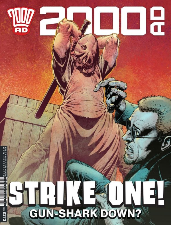 2000 AD #2173 review