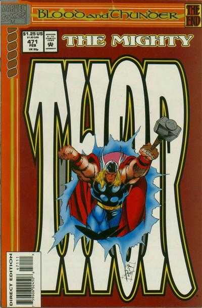 The Mighty Thor #471