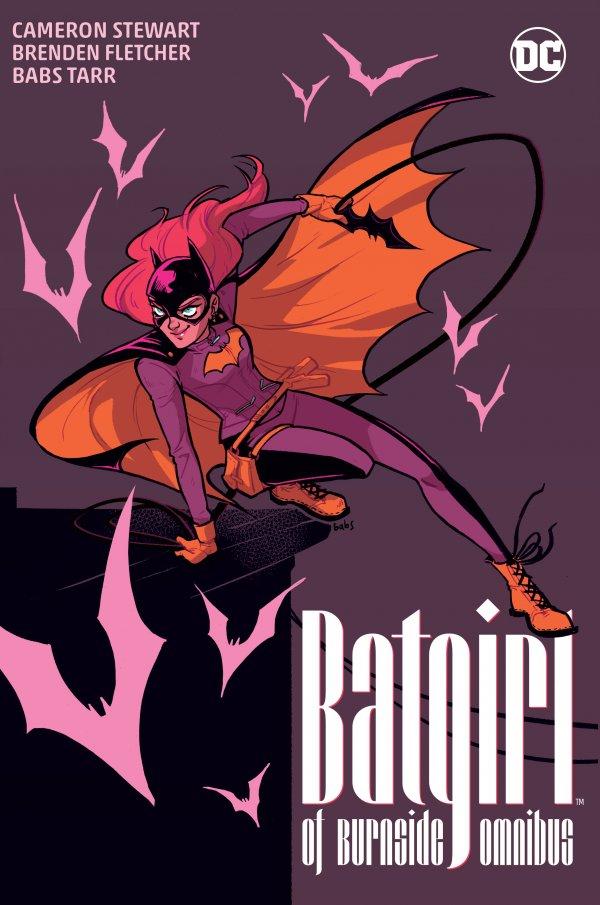 Batgirl Batgirl of Burnside Omnibus HC