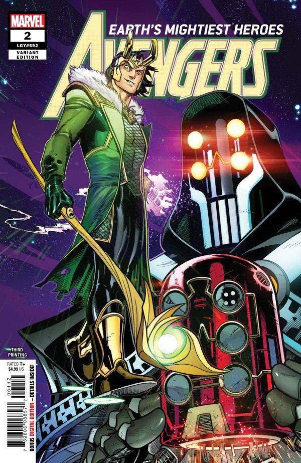 The Avengers #2
