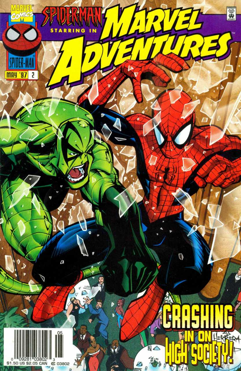 Marvel Adventures #2