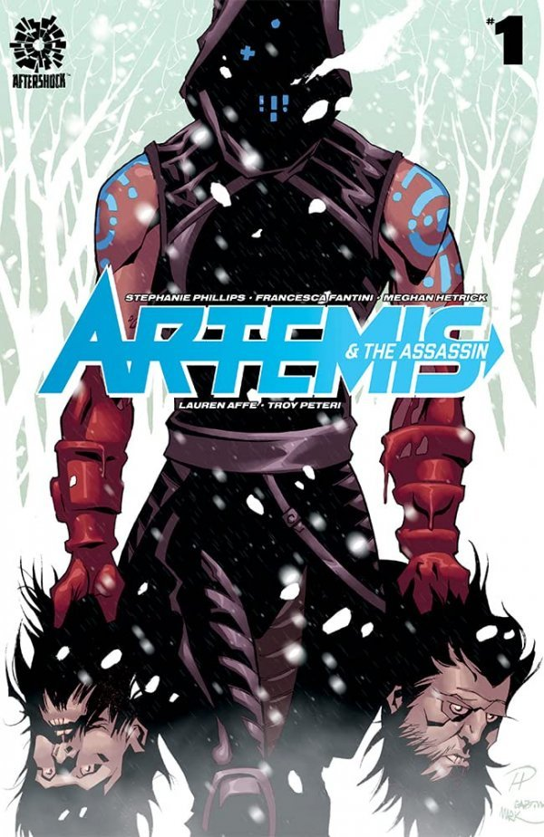 Artemis & Assassin #1 review