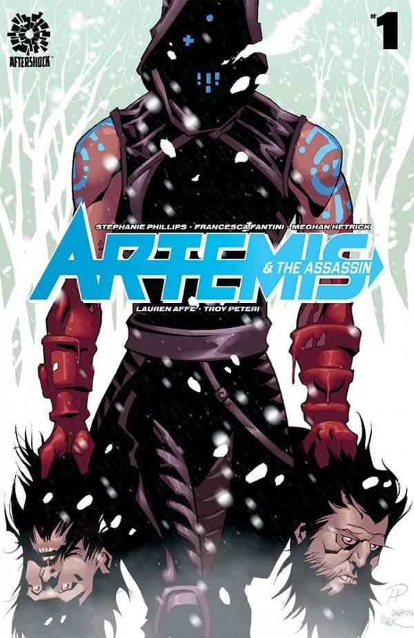 Artemis & the Assassin #1