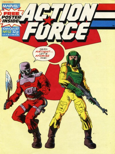 Action Force #32