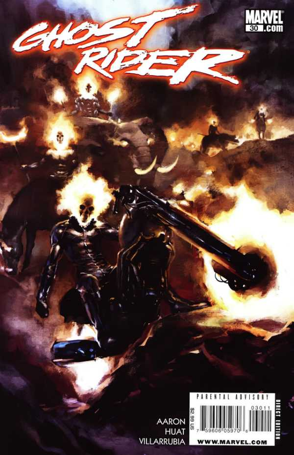 Ghost Rider #30