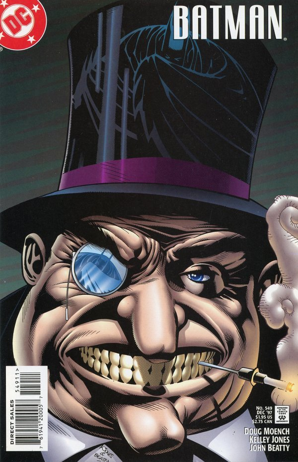 Batman #549