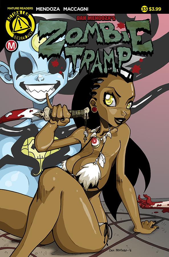 Zombie Tramp #33