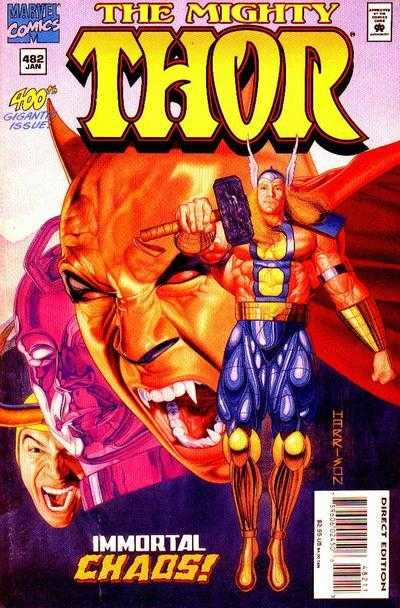The Mighty Thor #482
