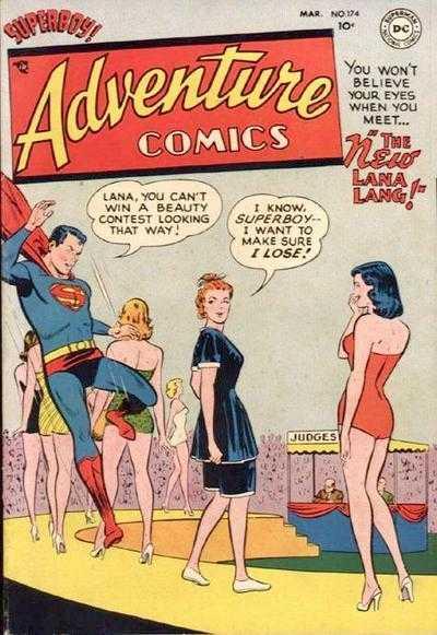 Adventure Comics #174
